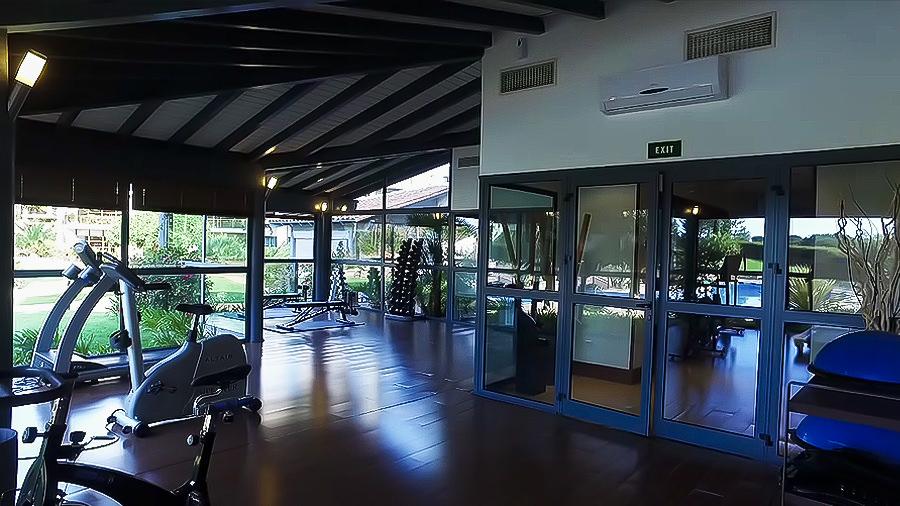 Costa de la Luz - El Rompido Golf Hotel - Fitnessraum Geräte