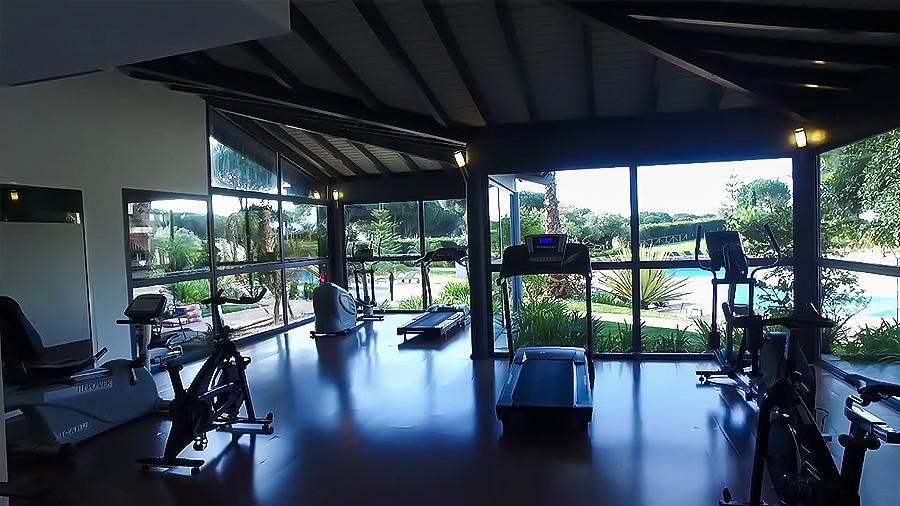 Costa de la Luz - El Rompido Golf Hotel - Fitnessraum