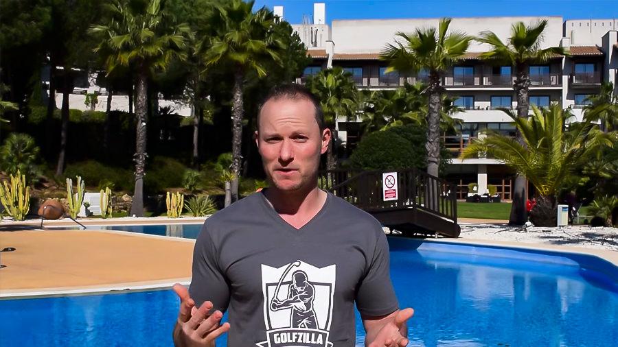 Costa de la Luz - El Rompido Golf Hotel - Pool