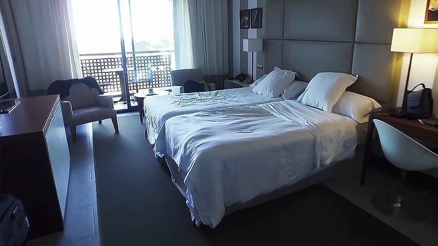 Costa de la Luz - El Rompido Golf Hotel - Zimmer