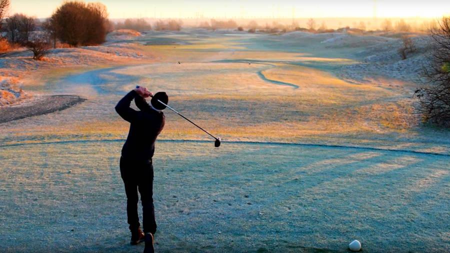 Golfregeln - Der Abschlag - Silas Wagner Golf180