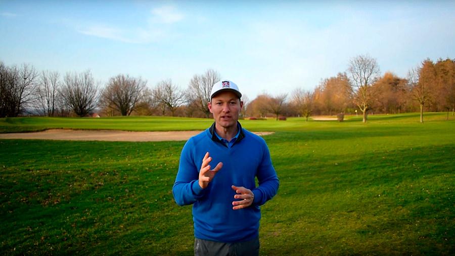 Golfregeln - Der Regelball - Silas Wagner Golf180