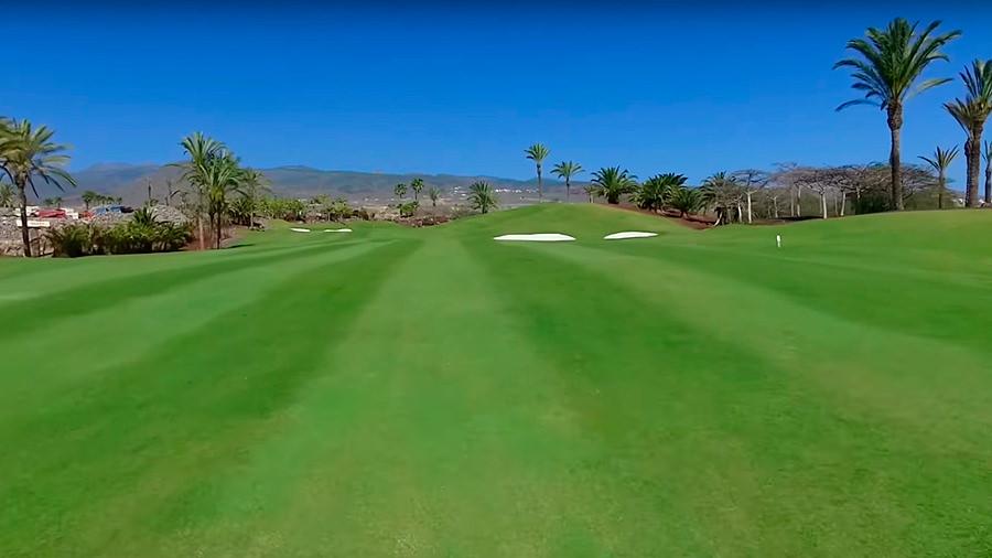 Golfreise Teneriffa Golfplatz Abama - Top gepflegt